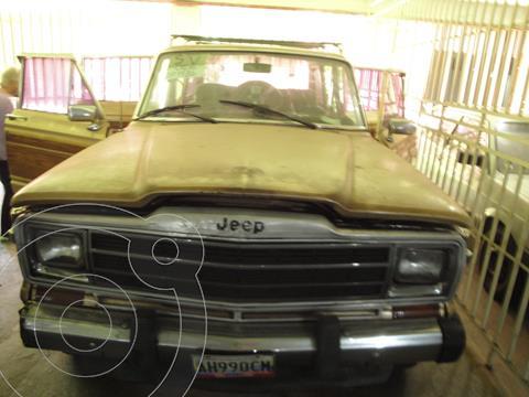 Jeep Wagoneer LTD. 4x4 L6 4.0i usado (1985) color Marron precio BoF402.000.000