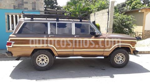 Jeep Wagoneer 4X2 usado (1979) color Marron precio u$s1.600