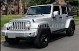 Jeep Wrangler Unlimited 3.8L Sport  Aut usado (2009) color Gris precio $70.000.000
