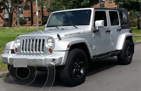 Jeep Wrangler Unlimited  3.6L Rubicon Aut  usado (2009) color Gris precio u$s17,000