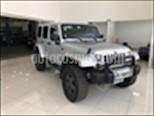 Foto venta Auto usado Jeep Wrangler 3.6 UNLIMITED SAHARA 4X4 AUTO (2012) color Plata precio $440,000
