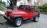 Foto venta Carro usado Jeep Wrangler 3.6L Sport  (1989) color Rojo Flama precio $20.000.000
