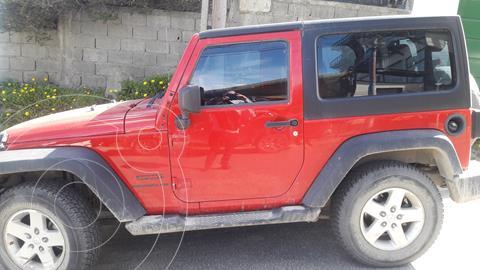 Jeep Wrangler Sport 2P usado (2014) color Rojo precio u$s32.000