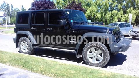 Jeep Wrangler Sport Unlimited usado (2013) color Negro precio u$s34.500
