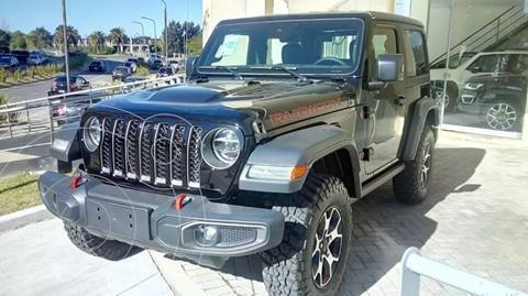Jeep Wrangler Rubicon 2P Aut nuevo color A eleccion precio u$s110.700