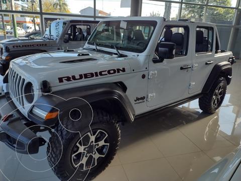 Jeep Wrangler Rubicon 2P Aut nuevo color Blanco precio u$s110.000