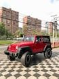 Jeep Wrangler 3.6L Rubicon 2P usado (2016) color Rojo precio $23.500.000