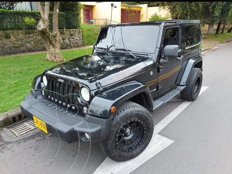 Jeep Wrangler 3.6L Legend Aut usado (2018) color Negro precio $147.900.000