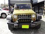 Jeep Wrangler 3.8L Unlimited Rubicon Aut  usado (2008) color Verde precio $45.000.000