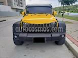 Jeep Wrangler 3.6L Sport  Aut usado (2015) color Amarillo Perlado precio $73.000.000