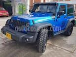 Jeep Wrangler 3.6L Sport Full  usado (2015) color Azul precio $78.000.000