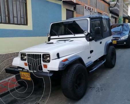 Jeep Wrangler 3.6L Sport  usado (1989) color Blanco precio $45.000.000