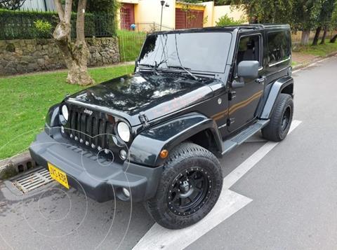 Jeep Wrangler 3.6L Legend Aut usado (2018) color Negro precio $142.900.000