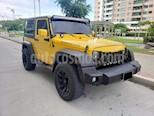 Jeep Wrangler 3.6L Sport  Aut usado (2015) color Amarillo Perlado precio $79.000.000