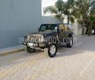 Foto venta Auto usado Jeep Wrangler JK Sahara 4x4 3.6L Aut (2007) color Negro precio $3,890,000