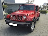 Foto venta Auto usado Jeep Wrangler Ltd. 4x4 L6,4.0i A 1 2 (2017) color Rojo precio u$s8,000