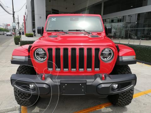 Jeep Wrangler Rubicon 4x4 3.6L Aut usado (2019) color Rojo precio $895,000