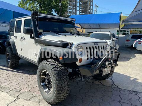 foto Jeep Wrangler Unlimited Unlimited Rubicon 4x4 3.8L Aut usado (2010) color Blanco precio $379,900