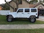 Jeep Wrangler Unlimited Unlimited Sport 4x4 3.6L Aut  usado (2013) color Blanco precio u$s25,000
