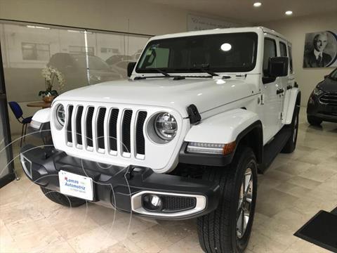 Jeep Wrangler SPORT S ETORQUE MILD-HYBRID usado (2020) color Blanco precio $960,000