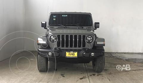 Jeep Wrangler Sport S Mild-Hybrid Aut usado (2020) color Gris precio $940,000