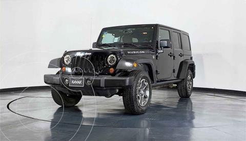 Jeep Wrangler Unlimited Rubicon 4x4 3.8L Aut usado (2013) color Blanco precio $577,999