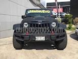 Foto venta Auto usado Jeep Wrangler Sahara 4x4 3.6L Aut (2017) color Azul precio $635,000