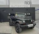 Foto venta Auto usado Jeep Wrangler SE Techo Duro (2010) color Verde precio $290,000
