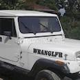 Jeep Wrangler Sinc. 4x4 usado (1989) color Blanco precio BoF2.800