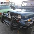 Foto venta carro usado Jeep Wrangler Techo Duro Xl L6,4.0i,12v A 1 2 (1991) color Azul precio u$s1.800