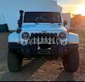 Foto venta Auto usado Jeep Wrangler Unlimited Altitude 4x4 3.6L Aut (2015) color Blanco precio $680,000