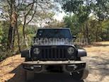 Foto venta Auto usado Jeep Wrangler Unlimited Edicion 75 Aniversario 4x4 3.6L Aut (2016) color Gris precio $630,000