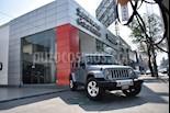 Foto venta Auto Seminuevo Jeep Wrangler Unlimited JK Sahara 4x4 3.6L Aut (2015) color Gris precio $530,000