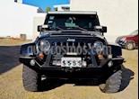 Foto venta Auto usado Jeep Wrangler Unlimited JK Sahara 4x4 3.6L Aut (2013) color Negro precio $495,000