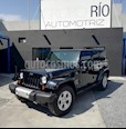 Foto venta Auto usado Jeep Wrangler Unlimited JK Sahara 4x4 3.6L Aut (2013) color Negro precio $469,000