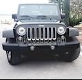 Foto venta Auto usado Jeep Wrangler Unlimited Sahara 4x4 3.6L Aut (2018) color Negro precio $639,700