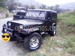 Jeep Wrangler Chasis Largo Xls L6,4.0i,12v S 1 2 usado (1992) color Gris precio u$s3.300