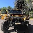 Foto venta Auto usado Jeep Wrangler X 4x4 4.0L Techo Lona (2003) color Amarillo precio $350,000