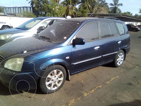 Kia Carens LS Auto. usado (2006) color Azul precio u$s2.750