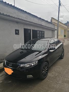 KIA Cerato Forte 1.6L  usado (2016) color Negro precio $39.000.000