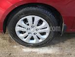 Foto venta Auto usado Kia Cerato 1.6L EX AC ABS (2011) color Rojo precio $6.150.000