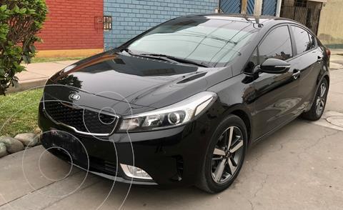 KIA Cerato 2.0 EX Aut Plus usado (2018) color Negro precio $14,800