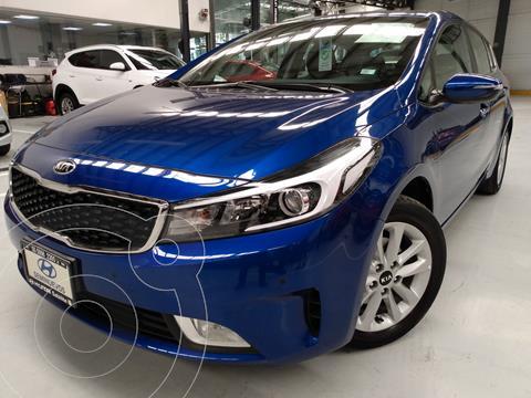 Kia Forte Hatchback HB EX usado (2017) color Azul precio $238,900