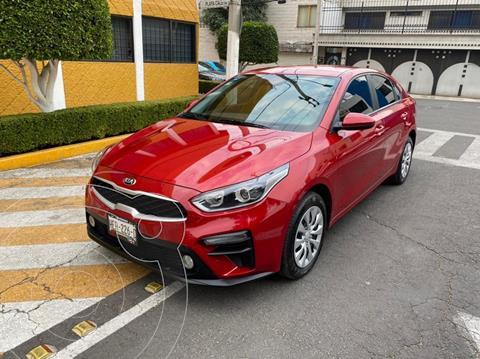 Kia Forte Sedan L usado (2020) color Rojo precio $249,900