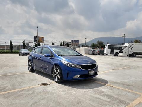 Kia Forte Sedan 2.0L LX Aut usado (2018) color Azul precio $277,900