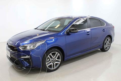Kia Forte Sedan GT Aut Doble Embrague usado (2020) color Azul precio $409,000