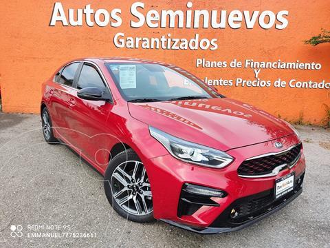 Kia Forte Sedan GT Line Aut usado (2020) color Rojo precio $329,900