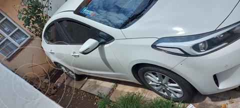 Kia Forte Sedan EX usado (2017) color Blanco precio $190,000