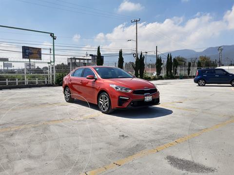 Kia Forte Sedan 2.0L EX Aut  usado (2019) color Rojo Cobrizo precio $308,900