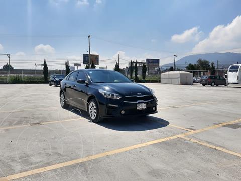Kia Forte Sedan 2.0L LX usado (2020) color Negro precio $299,900
